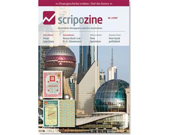 Scripozine cover